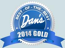 Best of the Best Dan's 2014 Gold