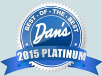 Best of the Best Dan's 2015 Platinum