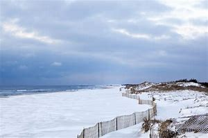 winter in the hamptons